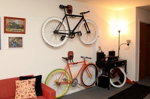 Дизайнерские решения экономии места в квартире.